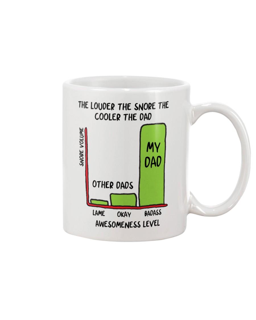 Louder Snore Cooler  Mug