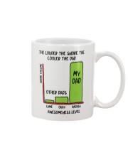 Louder Snore Cooler  Mug front