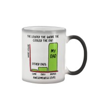 Louder Snore Cooler  Color Changing Mug thumbnail