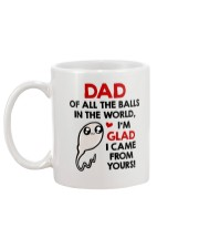 Of All In The World Mug back