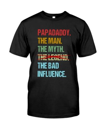 Papadaddy Bad Influencer