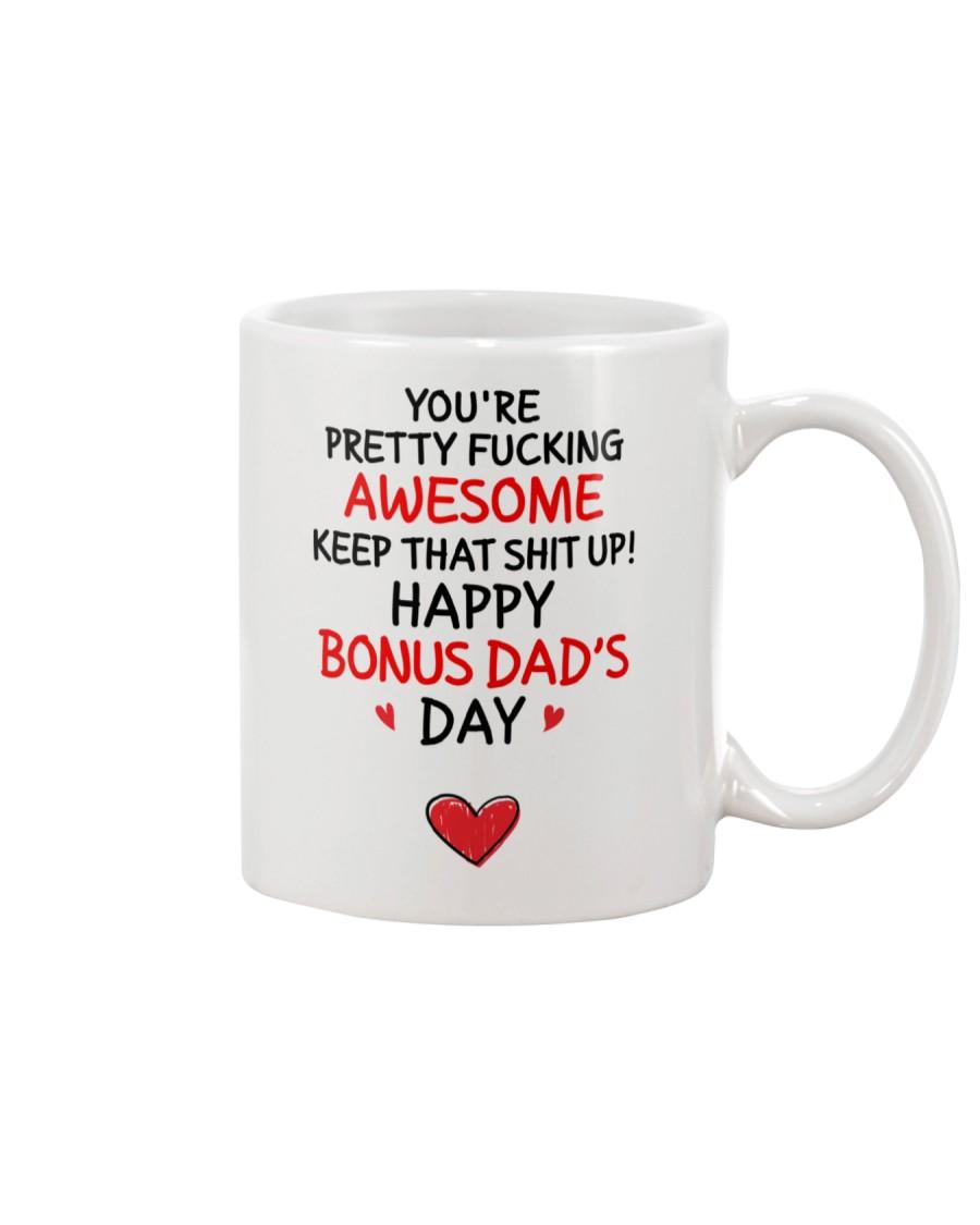 Awesome Bonus Day Dad Mug