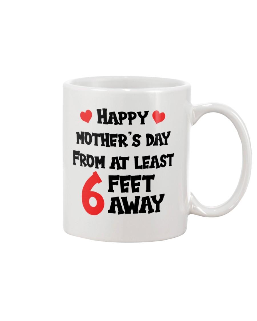 At Least 6 Feet Away Mug