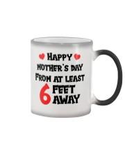 At Least 6 Feet Away Color Changing Mug thumbnail