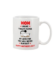 Unlike Toilet Paper Mug front
