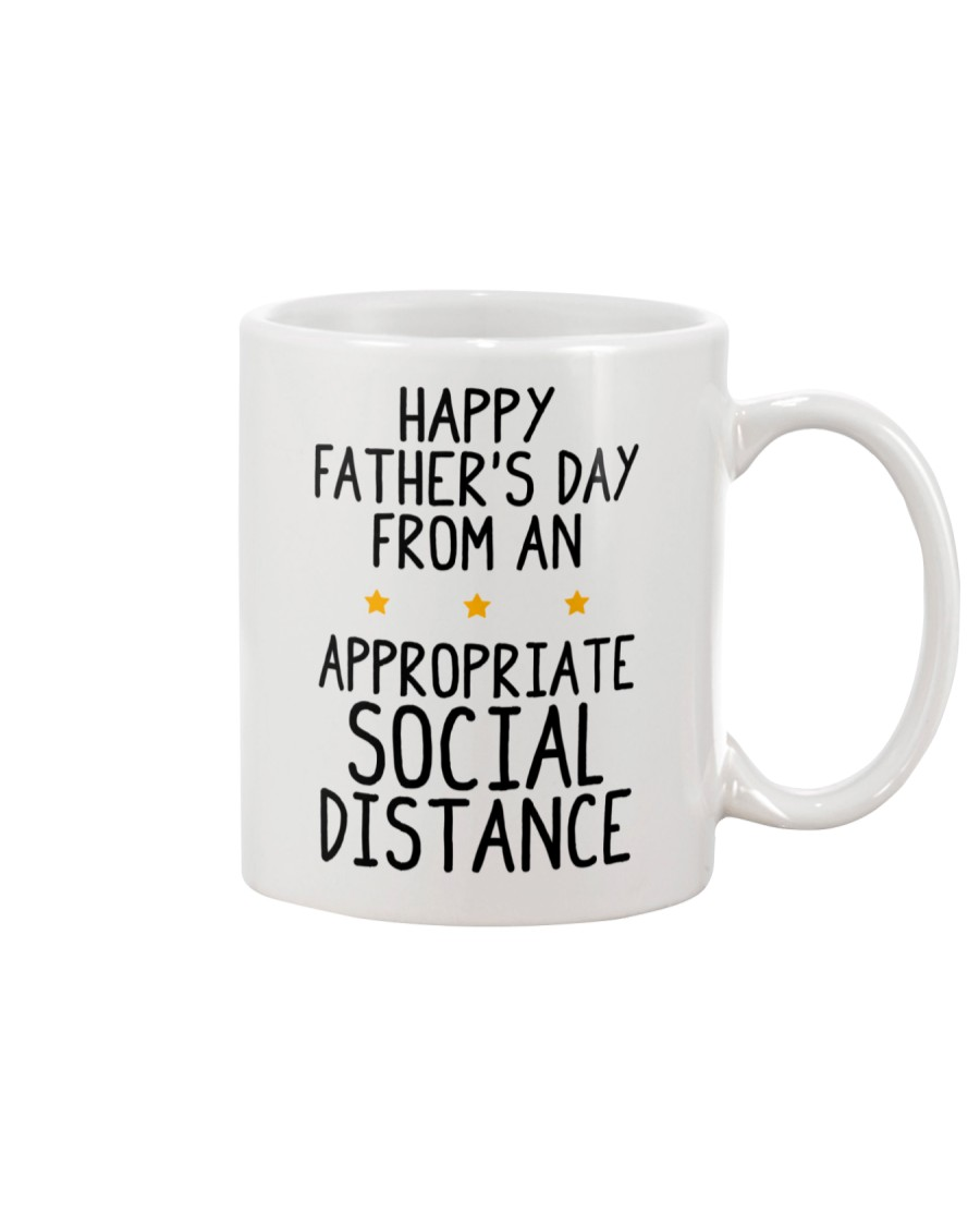 Appropriate Social Distance Mug