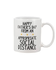 Appropriate Social Distance Mug front