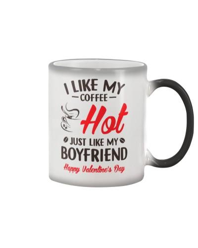 I Like My Coffee Hot