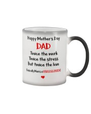 Single Dad Useless Prick Color Changing Mug thumbnail