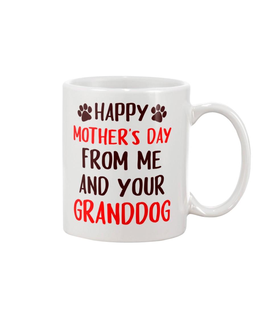 From Me Granddog Mug