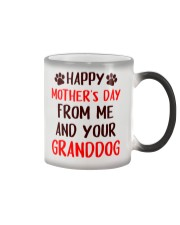 From Me Granddog Color Changing Mug thumbnail