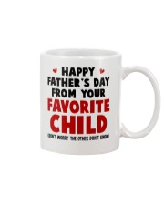 From Your Favorite Child Mug front