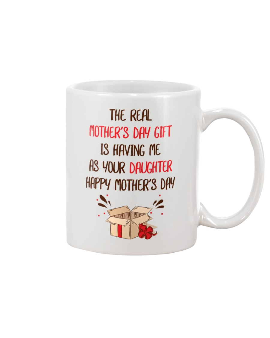 Real Mother's Day Gift Daughter  Mug