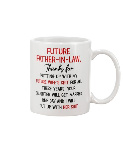 Future Father-in-law Put Up With