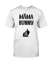 Mama Bunny Pregnancy Classic T-Shirt thumbnail