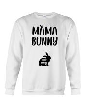 Mama Bunny Pregnancy Crewneck Sweatshirt thumbnail