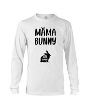 Mama Bunny Pregnancy Long Sleeve Tee thumbnail