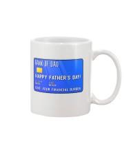 Bank Of Dad Mug front