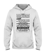 Lucky Husband  Hooded Sweatshirt thumbnail