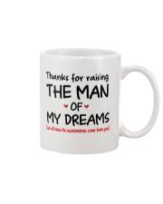 Raise Man Of My Dreams Mug front