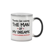 Raise Man Of My Dreams Color Changing Mug thumbnail