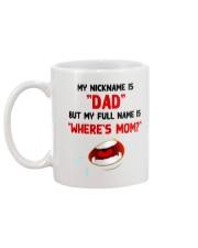 Where's Mom Mug back