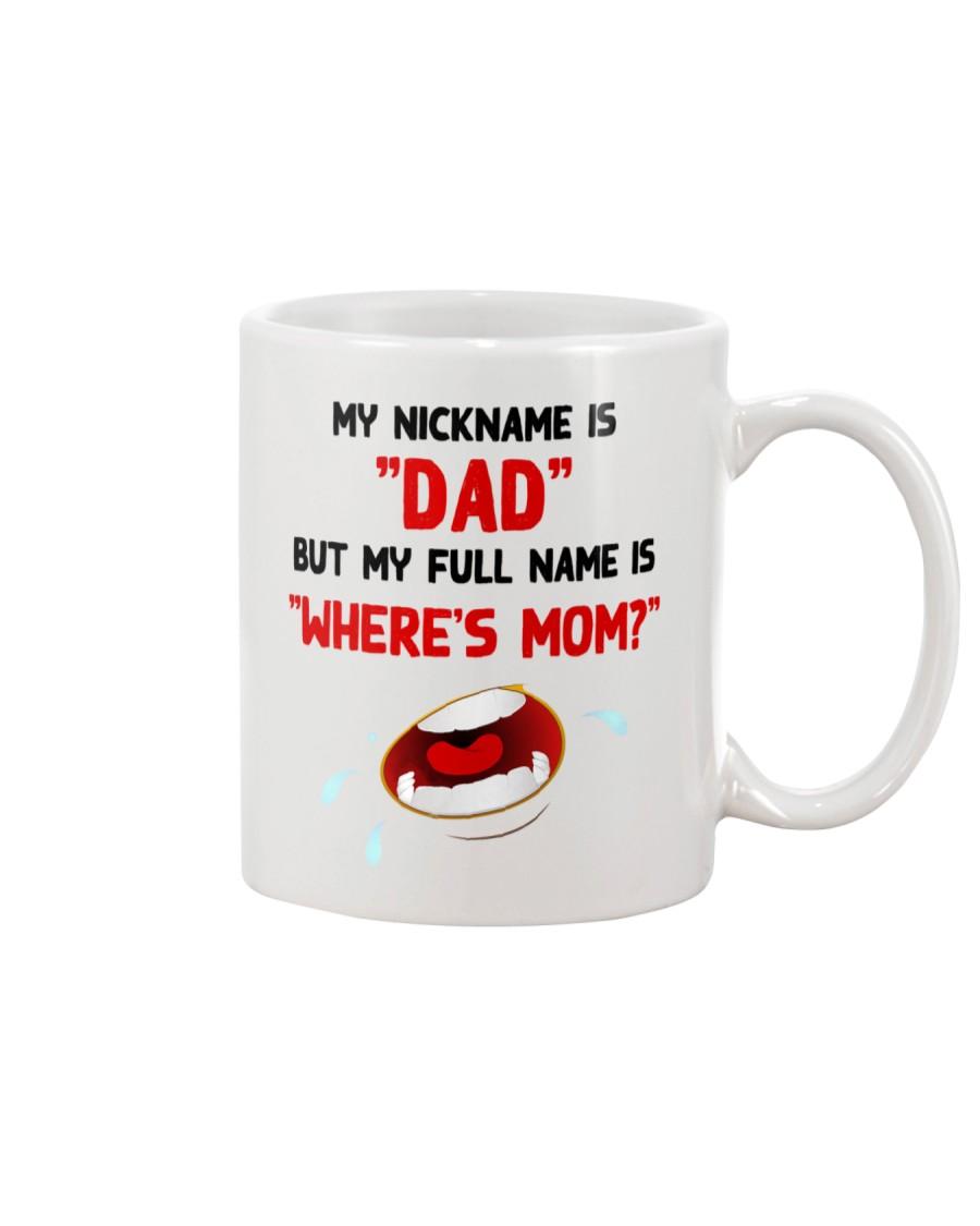 Where's Mom Mug