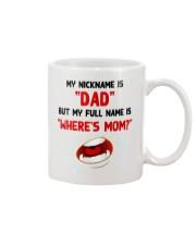 Where's Mom Mug front