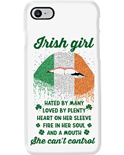 Irish Girl Can Not Control Phone Case thumbnail
