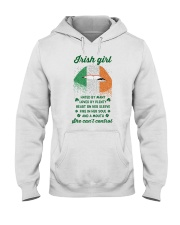 Irish Girl Can Not Control Hooded Sweatshirt thumbnail