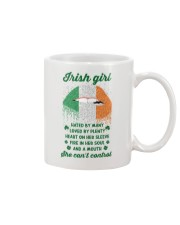 Irish Girl Can Not Control Mug thumbnail