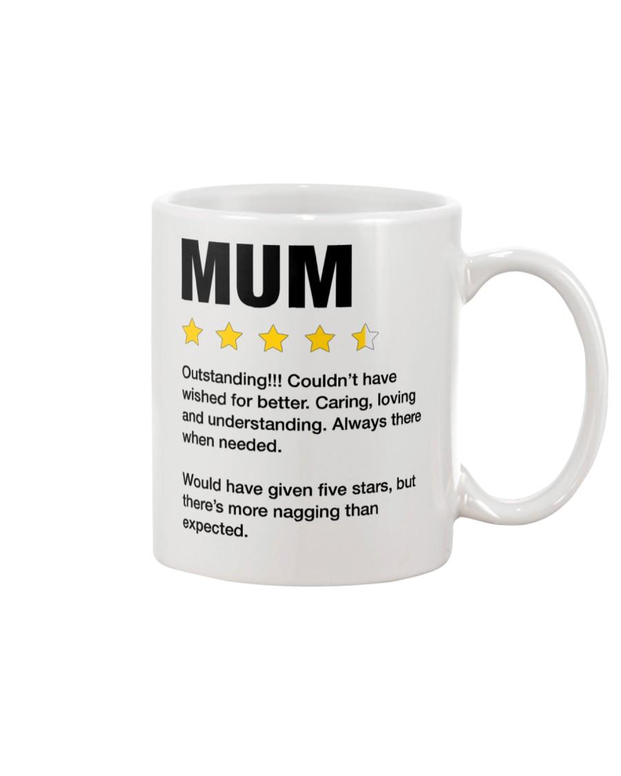Mom Five Stars Mug