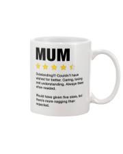 Mom Five Stars Mug front