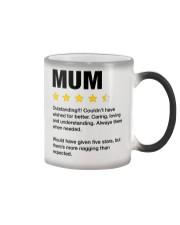 Mom Five Stars Color Changing Mug thumbnail