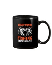 Fishing Partners For Life Mug thumbnail