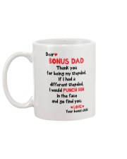 A Different Stepdad Mug back