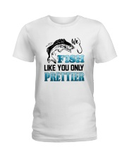 We Fish Like You  Ladies T-Shirt thumbnail