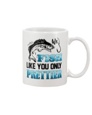 We Fish Like You  Mug thumbnail