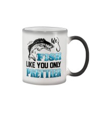 We Fish Like You  Color Changing Mug thumbnail