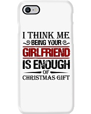 Enough Of A Gift Phone Case thumbnail
