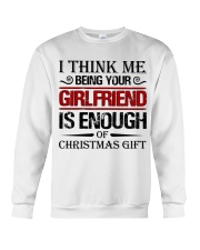 Enough Of A Gift Crewneck Sweatshirt front