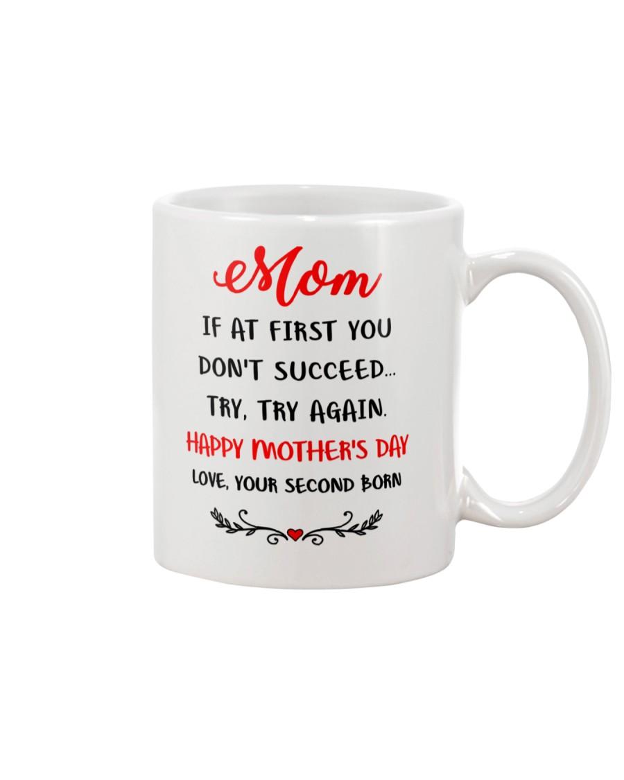 Mom Try Again  Mug