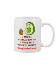 Avocado Mother Mug front