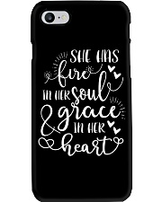 Fire In Her Soul Phone Case thumbnail