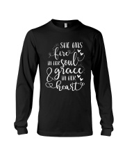 Fire In Her Soul Long Sleeve Tee thumbnail