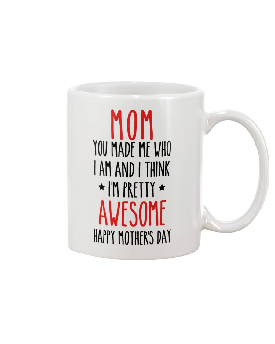Pretty Awesome Mother Mug