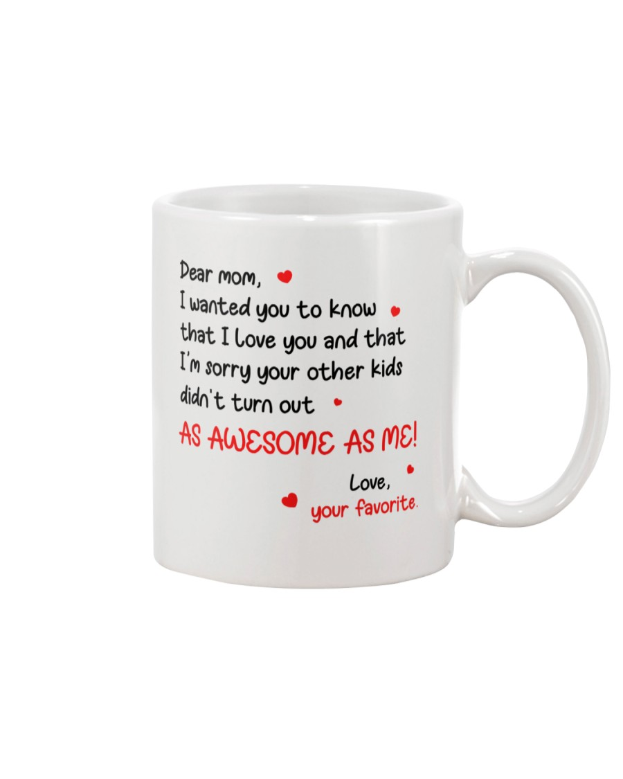 Wanted You To Know Favorite Mug
