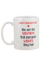 Stepmom Everyone Wishes Mug back