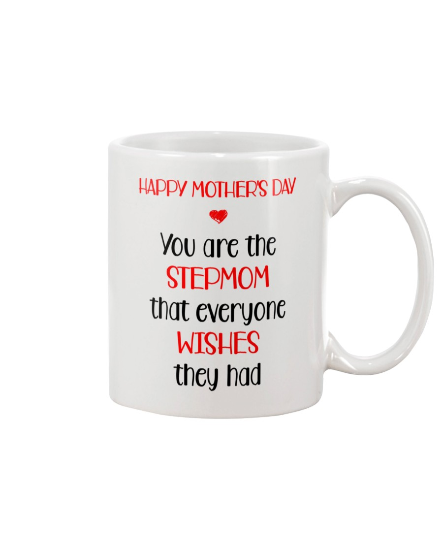 Stepmom Everyone Wishes Mug