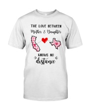 Love Between Mother And Daughter Classic T-Shirt front